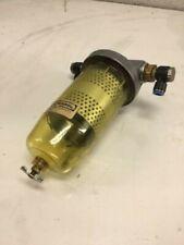 """Dutton-Lainson 496 Vara de Oro Estándar Depósito Combustible Filtro Con / 1"""" Npt"""