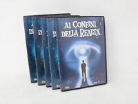 5 DVD AI CONFINI DELLA REALTA DNC 2006 DVD [PH-005]