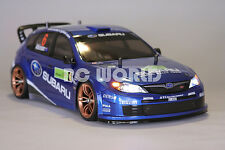 TAMIYA 1/10 RC SUBARU IMPREZA STI 2008 RALLY CAR WRC RTR   *NEW BUILD*