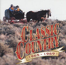 Classic Country 1965-1969/2 CD-Set (Time Life Music TL 626/02) - TOP-stato