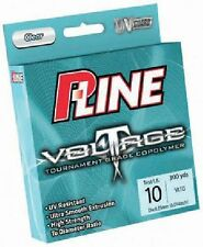 P-Line Voltage 4# 300 yds Clear Copolymer Fishing Line