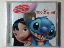 COLONNA SONORA Lilo & stitch cd GERMANY ELVIS PRESLEY