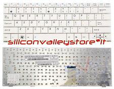 Tastiera USA - Bianco - per Asus Eee PC 1001HT, 1002H, 1002HA/Linux