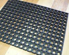 Gummimatte Ringgummimatte Ringmatte Schmutzfangmatte Wabenmatten 50 x 100