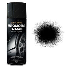 x3 Rust-Oleum Auto Automotive Enamel Car Aerosol Spray Paint Gloss Black