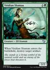 Viridian Shaman X4 NM Commander 2015 MTG  Magic Cards Green Uncommon