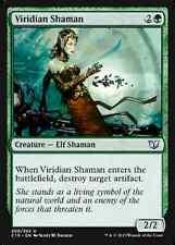 Viridian Shaman X4 -NM- Commander 2015 MTG  Magic Cards Green Uncommon
