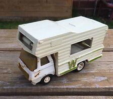 VTG Metal Tonka Toy Winnebago RV motorhome camper Truck pressed steel Plastic NR