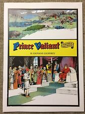 Principe Valiant Nerbini Il Giovane Geoffry Tavole 663/676