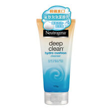 [NEUTROGENA] Deep Clean Hydro Cushion Foam Facial Wash Cleanser 175g NEW
