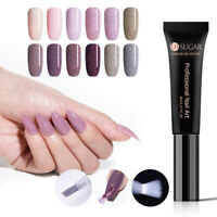 UR SUGAR 8ml Gel Nagellack Glitzer Soak Off Nagel Kunst UV Gel Nail Varnish