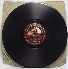 "H.M. ROYAL AIR FORCE : WASHINGTON GREYS MARCH / BLAZE AWAY MARCH 78 rpm 10"""