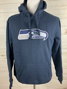 Seahawks Embroidered Hoodie XL