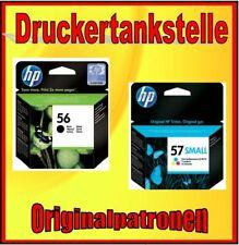 original HP 56 + 57 Deskjet 5552 5650 5652 5655 5850 9650 9670 9680 Copier 410
