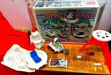 VINTAGE ELDON BILLY BLAST OFF SPACE BASE ASTRONAUT SET W/BOX  - CLEAN SET W/BOX