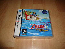 THE LEGEND OF ZELDA PHANTOM HOURGLASS NTR-AZEP-ESP NINTENDO DS NUEVO PRECINTADO