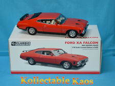 1:18 Ford XA Falcon Coupe (Red Pepper) Classic Carlectables 18640