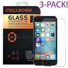 New Premium Real Tempered Glass Film Screen Protector for Apple iPhone 7 Plus