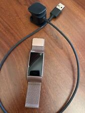 Fitbit Charge 3 Activity Fitness Tracker - Rose Gold - Worn Once