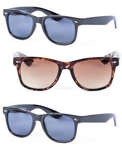 3 Pair of Unisex Classic Reading Sunglasses for Men and Women (No Bifocal)