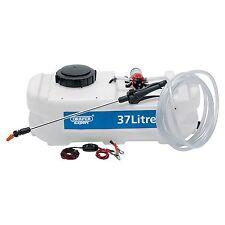 Draper Expert 37 Ltr 12V DC ATV/Quad Spot Weed Killer Fertilizer Sprayer - 34674