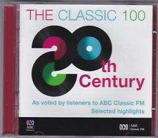 The Classic 100 - 20th Century - Selected Highlights - CD (2CD ABC 4805901)