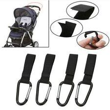 4pcs Stroller Hook Stroller Pram Carriage Bag Hanger Baby Strollers Accessories