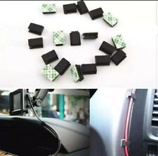 Auto Cord Fixed Clips 30Pcs Tie Mount Interior Accessories Wires Fixing Clips