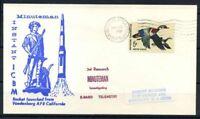 Stati Uniti 1969 Mi. 971 Busta 100% Minuteman
