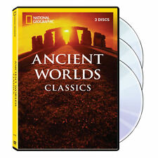Ancient World Classics DVD Collection - 3 Discs (Brand New) National Geographic