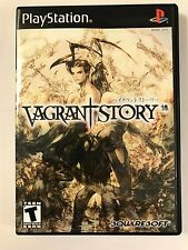 Vagrant Story - Playstation - Replacement Case - No Game