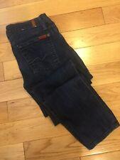 7 Seven for all Mankind  Roxanne Skinny Women's Denim Jeans size 28 Inseam 31