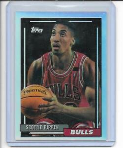 1996-97 Topps Stadium Club Finest Reprints Refractor Scottie Pippen