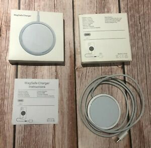 Wireless charger for iPhone 12 mini,12, 12 Pro, 12 Pro Max Magnetic Charger BNIB