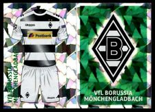 Topps CL 2016-17 QFA1/QFA2 Club Logo/Home Kit VfL Borussia Mönchengladbach