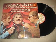 Lindeman Gar Igen  Vinyl  LP Schweden