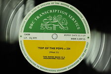BBC234 Transcription Disc TOPPOPS Beatles Fleetwood Mac Kinks Cream Eric Clapton