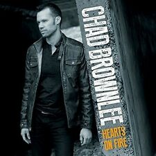 Chad Brownlee - Hearts On Fire [New CD] Canada - Import