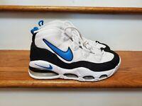Vintage Nike Air Max Uptempo '95 White Photo Blue 311090 102 Size 7.5