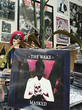THE WAKE - MASKED CD (Limited 600) Harlot Nazarene Death Rock Goth/darkwave