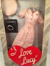 """Franklin Mint Nrfb I Love Lucy Doll """"The Chocolate Factory� outfit dress Wardrob"""