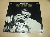 Elvis Presley On Stage February 1970 RCA LSP-4362 Victor Stereo