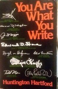 EUC You Are What You Write ~ Hartford, Huntington PB