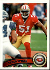 2011 Topps Football Cards 251-440 +Rookies (A1482) - You Pick - 10+ FREE SHIP
