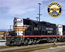 Southern Pacific GP9 Train Sturdy Metal Sign Logo Photo