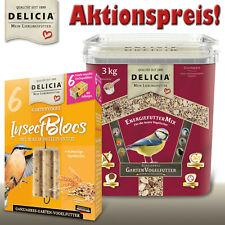 Delicia Set: EnergiefutterMix + InsectBlocs zum Aktionspreis!