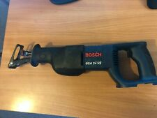 Bosch GSA 24 VE Reciprocating Saw NiCd Bare tool only no battery