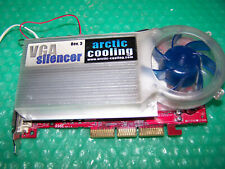 PowerColor RADEON 9800SE 256MB graphics card with Arctic Cooling Fan