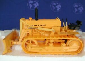 Ertl 15234 John Deere 430 Crawler Dozer w/Baker Blade - Yellow 1/16 Die-cast MIB