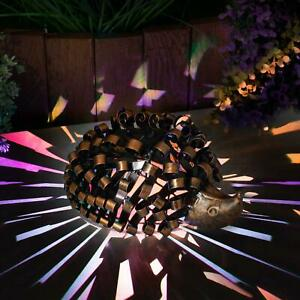 GloBrite Garden Solar Powered Hedgehog,Colour Changing